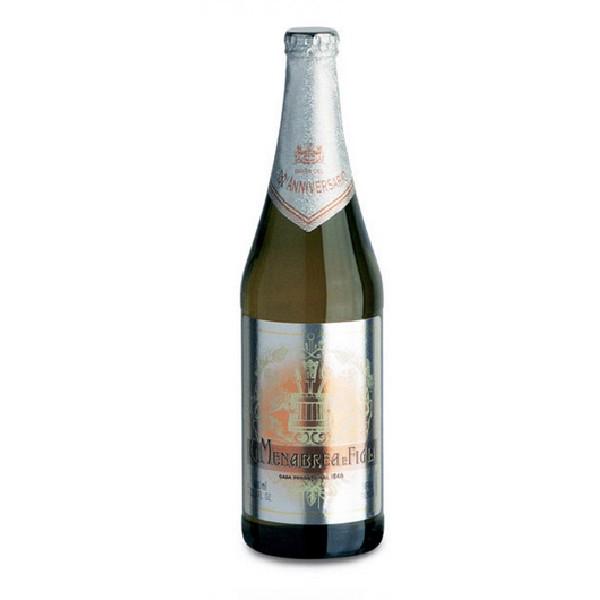 6 bottiglie BIRRA MENABREA 150 ANNIVERSARIO CHIARA 0,66 litri