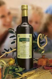 olio extra vergine oliva SALVAGNO 1 litro