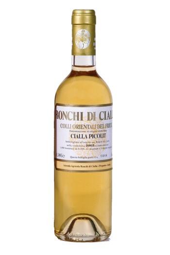 Ronchi di Cialla Colli orientali friuli docg Picolit Cialla 0.5