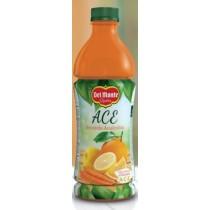 6 bottiglie SUCCO DEL MONTE ACE da 1 litro PET