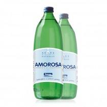 12 bottiglie ACQUA AMOROSA NATURALE 1 litro