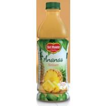 6 bottiglie SUCCO DEL MONTE ANANAS da 1 litro PET