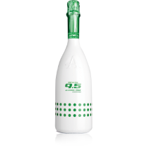 Astoria ZEROTONDO alchol free succo d'uva biologico ZERO ALCOOL SPUMANTE