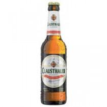12 bottiglie CLAUSTHALER BIRRA ANALCOLICA 0,33 litri