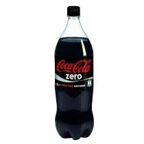 6 bottiglie COCA COLA ZERO da 1,5 litri
