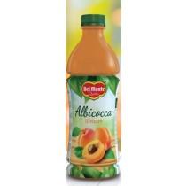 6 bottiglie SUCCO DEL MONTE ALBICOCCA da 1 litro PET