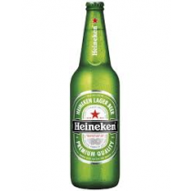 Heineken lager beer 0.66