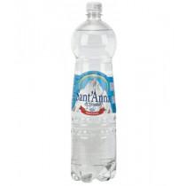 6 bottiglie ACQUA SANT'ANNA FRIZZANTE 1,5 litri