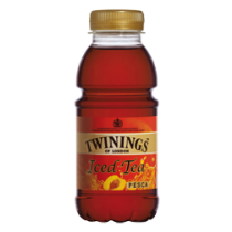 6 bottiglie TWININGS THE PESCA da 0,5 litri