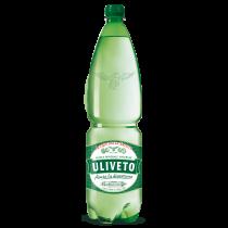 6 bottiglie ACQUA ULIVETO 1,5 litri